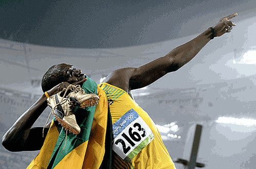 Usain Bolt Wins His 3rd Gold Medal, Showboats (Again)…So ...